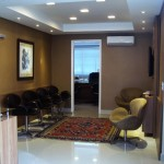 Sala de espera 2 - Clínica CMP Curitiba